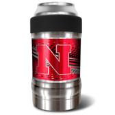 Nebraska Cornhuskers Vacuum Insulated Can Holder