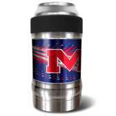 Ole Miss Rebels Vacuum Insulated Can Holder