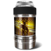 Wyoming Cowboys Vacuum Insulated Can Holder