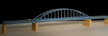 A Bridge Too Far (Acrylic) - 285ROAD024