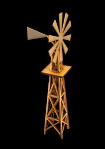 Windmill - 15MWEST019