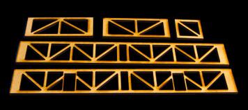 Optional Raised Detail for Residence Module, Ground Floor - 15MTW007-1-1