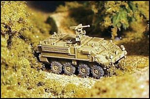 LAV III Stryker (5/pk)  - N136