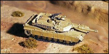 M1A2 Abrams MBT (5/pk) - N115
