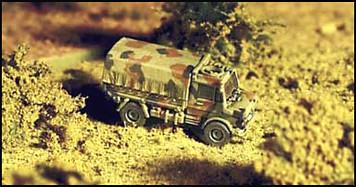Unimog 2 Ton Truck - N85