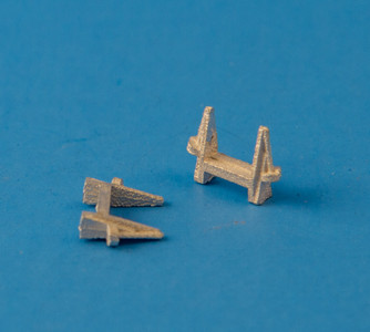 Patriot Trailer Stowed Outriggers (2/Pk) - 285MET005