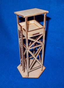 20mm Guard Tower (MDF) - 20MMDF162