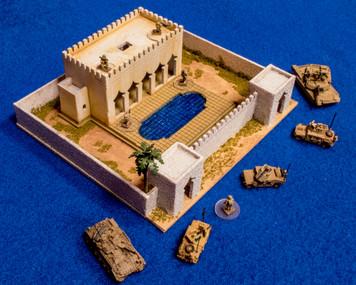 6mm Temple (Acrylic) - 285ACR160