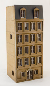 15mm European City Building (Matboard) - 15MCSS109