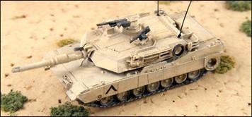 M1A1 Abrams MBT (5/pk) - N61