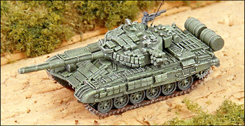 T-72 M1 with Reactive Armor (5/pk) - W85