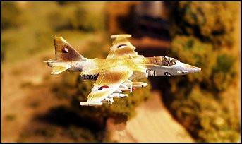 SU-25 Frogfoot - Close Support aircraft (1/pk)  - AC32