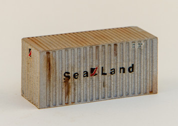 10mm Shipping Container (20 Foot) (Resin) - 10MSCE002