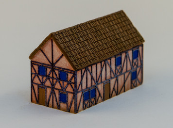 Two story country home (Resin) - 285MEV091
