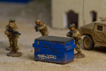 20mm Trash Dumpster (1/pk) - 20MSCE003