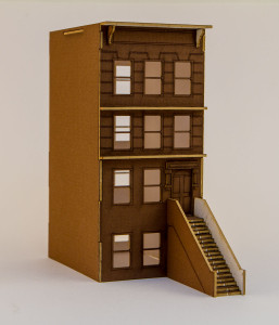 15mm Brownstone - 15MCSS400