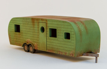 28mm Travel Trailer / Mobile Home - 28MMDF165