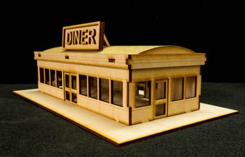 Roadside Diner - 28MMDF271