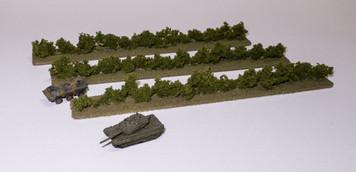 Hedge Rows (3 pcs) - 285HEDG01
