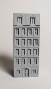 6mm European City Building - 285MEV0142