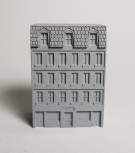 6mm European City Building - 285MEV0143