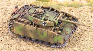 Panzer III M with Sideskirts - G577