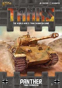 Tanks: German Panther and Jagpanther