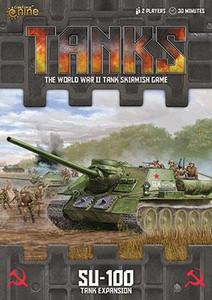 Tanks: Soviet SU-85 and SU-100