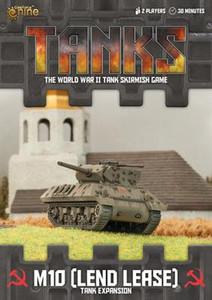 Tanks: Soviet Lend Lease M10