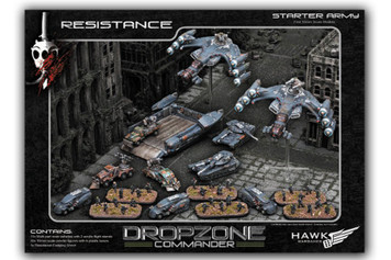 Dropzone Commander: Resistance Starter Set