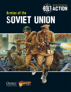 Bolt Action: Armies of the Soviet Union