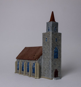 6mm Country Church (Resin) - 285MEV147
