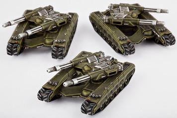Dropzone Commander: UCM Katana Light Tank