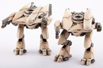Dropzone Commander: PHR Ares Battle Walkers