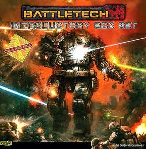 BattleTech: Introductory Box Set