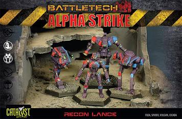 BattleTech: Recon Lance Pack