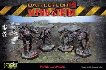BattleTech: Fire Lance Pack