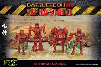 BattleTech: Striker Lance Pack