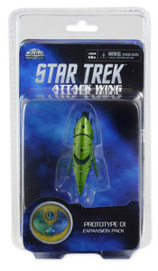 Star Trek Attack Wing: Wave 11 Romulan Drone Ship Expansion Pack