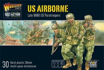 Bolt Action: US Airborne