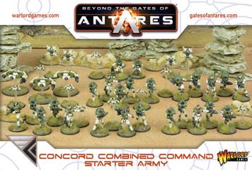 Concord Combined Command Starter Army
