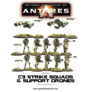 Gates of Antares - Concorde Strike Squad