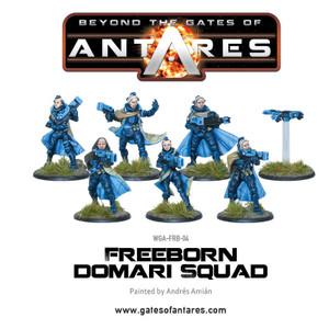 Freeborn Household Squad (Domari)