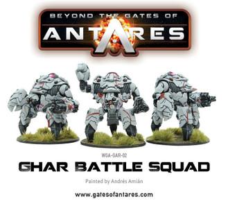 Ghar Battle Squad (Plastic)