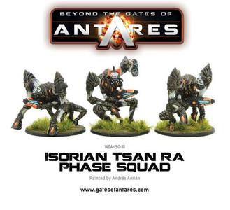 Isorian Tsan Ra Phase Squad
