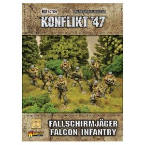 Konflikt '47 Fallschirmjager Falcon Infantry