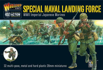 Bolt Action: Japanese Special Naval Landing Force