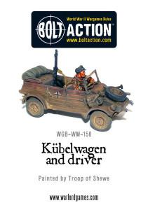 Bolt Action: Kubelwagen