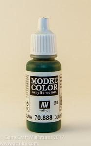 Vallejo Model Color: Olive Grey