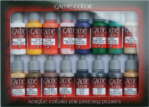 Game Color Set: Intro Set (16)